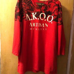 Akoo  Artisan MCMLXXX men shirt